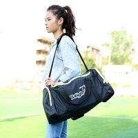 51*23*24cm Waterproof Big capacity Fitness Gym Sport Bags Sports Handbag Travel Multi function Bag Shipping From US