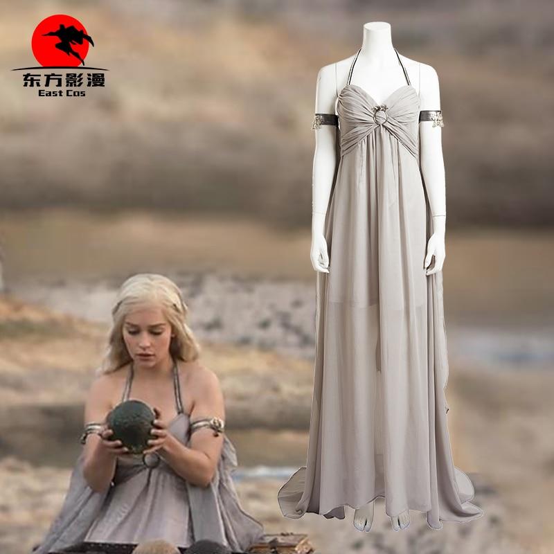 [Customize]2017 Game Of Thrones Daenerys Targaryen Cosplay