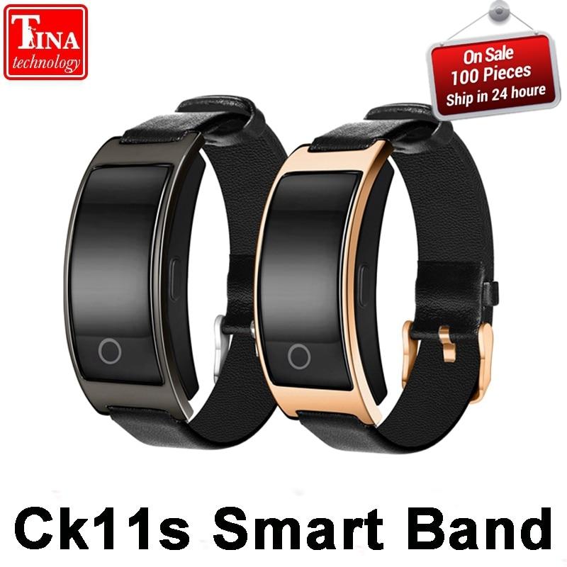 CK11S Smart Band Blood Pressure Heart Rate Monitor Wrist Watch Intelligent Bracelet Fitness Bracelet Tracker Pedometer Wristband