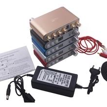 HIFI Bluetooth 4.2 DSP dijital güç amplifikatörü 2.1 kanal Stereo ses Subwoofer amplifikatör kurulu 80W + 40WX2 bas amfi