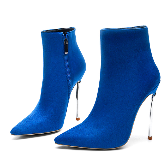 Ankle Boots for Women - 2 colors 4