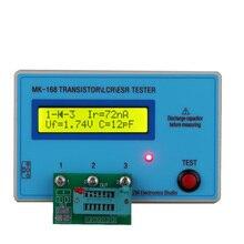 Multifunctional LCD Backlight Diode Inductance Capacitance Resistance ESR Meter Transistor Tester for MOS/PNP/NPN L/C/R Testing