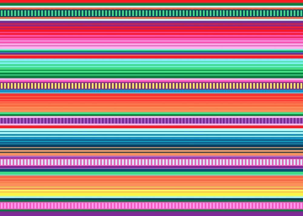 DePhoto fotoğraf arka plan meksika karnaval parti renkli şerit dekor zemin Photocall ateş Prop Photobooth dekor