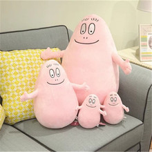 Barbapapa plush toys soft stuffed dolls for Baby kids comfort Soft Gift Toys Plush Bunny Sleeping Stuffed Animals toy doll