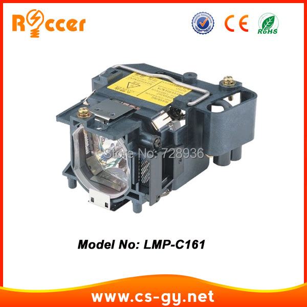 LMP-C161 Projector Lamp bulb for Sony VPL-CX70/ VPL-CX71/VPL-CX75/VPL-CX76 HSCR165 original replacement projector lamp bulb lmp f272 for sony vpl fx35 vpl fh30 vpl fh35 vpl fh31 projector nsha275w