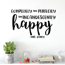 Funny English Quotes Decal Removable Vinyl Mural Poster For Kids Rooms Home Decor Sticker