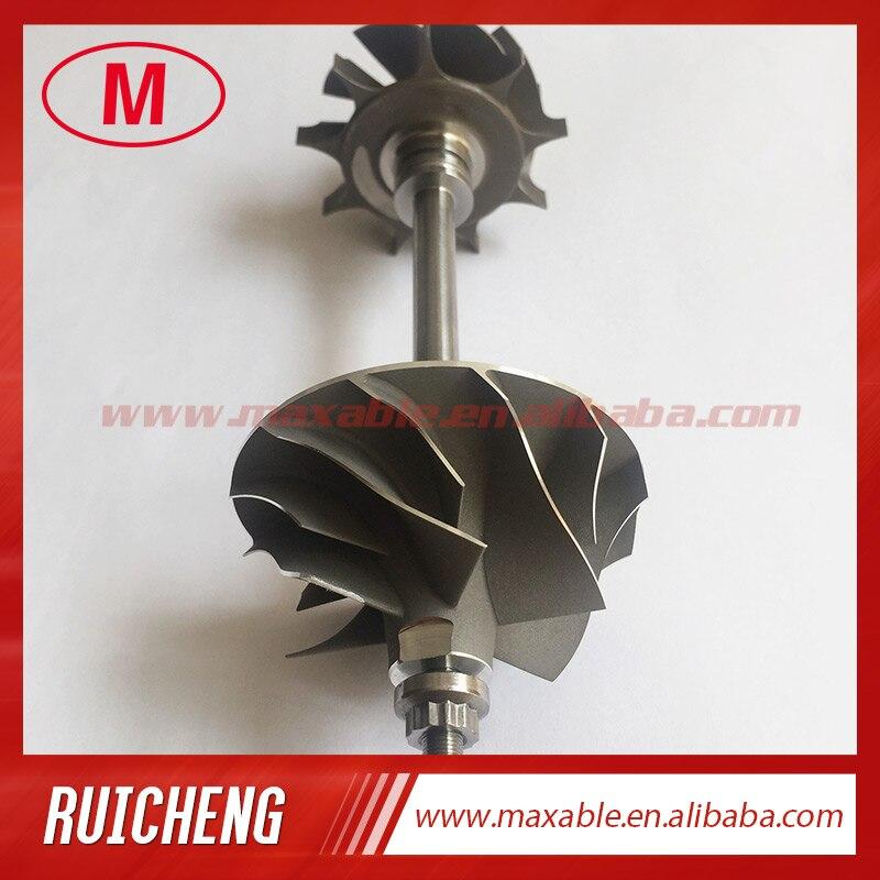 CT12B 17201-67010 17201-67040 роторный узел/колесо турбины и колесо компрессора для LAND CRUISER HI-LUX 1993 1KZ-T 1KZ-TE KZN130 3