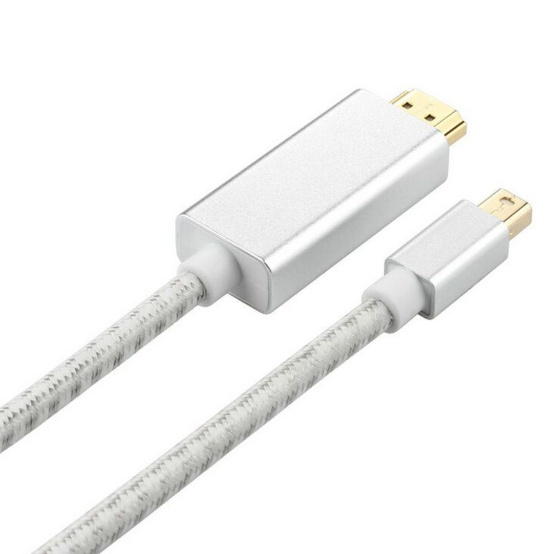 Great Q 6 6Ft 2 M Mini DisplayPort Thunderbolt to HDMI Adapter for Mac Book iMac Mac Book Air Mac Book Pro More in Computer Cables Connectors from Computer Office