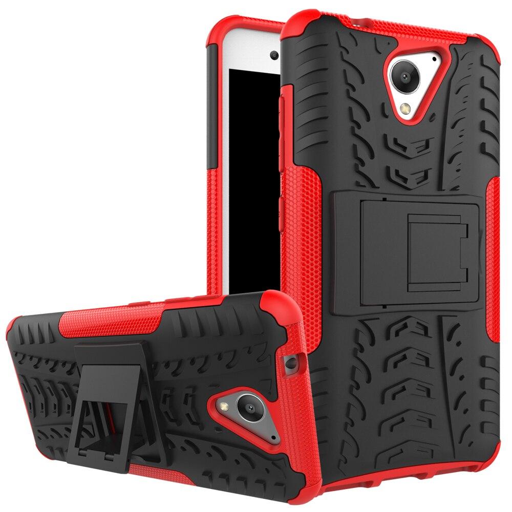 Για θήκη ZTE A510 BA510 5.0 ιντσών TPU & PC Διπλή - Ανταλλακτικά και αξεσουάρ κινητών τηλεφώνων - Φωτογραφία 5