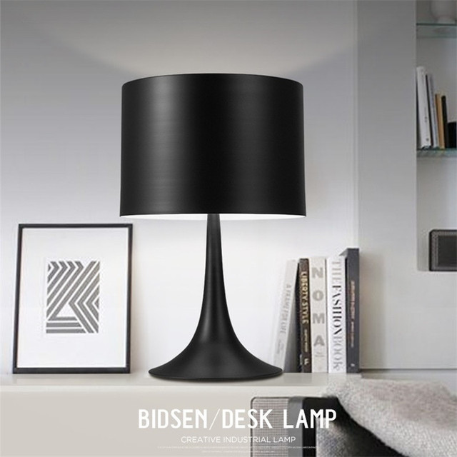 Aliexpress buy l26 nordic style creative bedroom bedside table l26 nordic style creative bedroom bedside table lamp european lamp gentry desk light decorative table watchthetrailerfo
