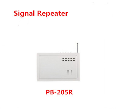 Hot Selling 433Mhz Wireless Signal Transmitter Repeater for Focus Alarm Security System накладные наушники monster dna on ear headphones carbon black