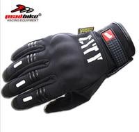 Racing Motorcycle Gloves Warm Winter Motorbike Glove Full Finger Sensing Touch Screen For Mobile Phone Motocross