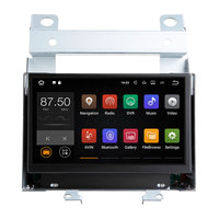 Xonrich Android 8.1 Car Multimedia Player For Land Rover Freelander 2 2007 2008 2009 2010 2011 2012 GPS Radio Head Unit DAB Wifi