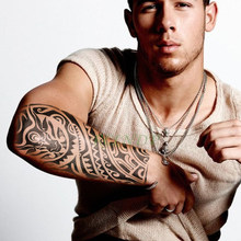 Tatuajes Tribales Brazo De Alta Calidad Compra Lotes Baratos De