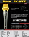 Лучшие Качества PK1000 Профессиональный Конденсаторный Студия Звукозаписи Проводной Микрофон DJ КТВ Интернет Караоке Компьютерная Запись Микрофона
