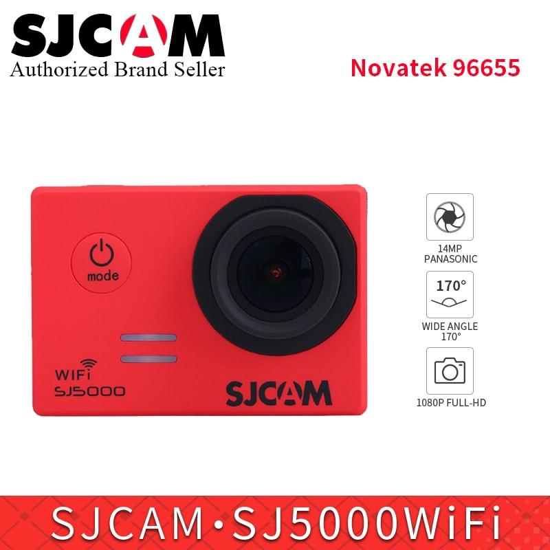 Original SJCAM SJ5000 WiFi font b Action b font Camera 14MP 1080P HD Waterproof sports DV