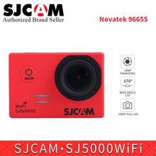 Original SJCAM SJ5000 WiFi Action Camera 14MP 1080P HD Waterproof sports DV Helmet cam mini Camcoder better than EKEN H9R H8pro
