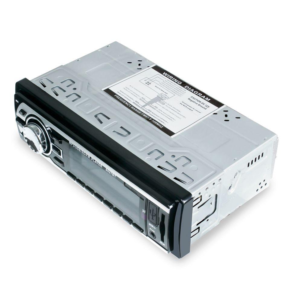 small resolution of car mp3 player lcd display 12v 8027bt car radio mp3 genuine support usb sd mmc memory card fm wma remote car radio mp3 player