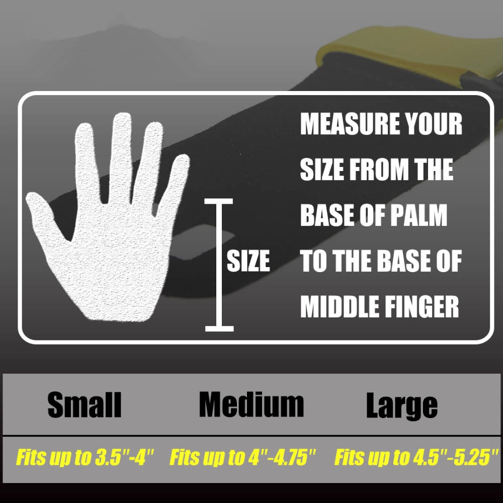 5 Billionfitness Weightlifting Leather Palm Protectors Grip Gloves Hand Guards Barbell Grips Gym Pull Up Glove In Weight Lifting From Sports Entertainment