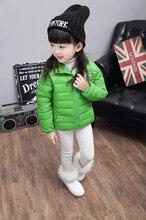 Baby boy down зимняя куртка дети верхней одежды теплая одежда девушки пуховик eiderdown одежда девочка из пальто