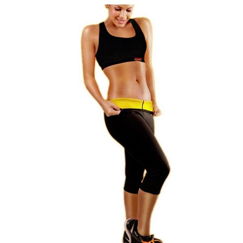 Donne Shaper Caldo Super Stretch Super Mutandine di Controllo Pant Stretch Neoprene Che Dimagrisce Shaper Del Corpo