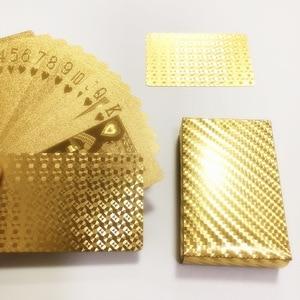 54Pcs Poker Cards Set Plastic