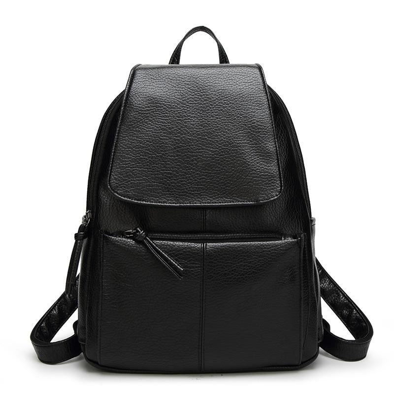 ФОТО 2016 New Spring Summer Stylish Women Backpacks Korean Fashion Female Backpacks College School Backpack Bags Wholesale