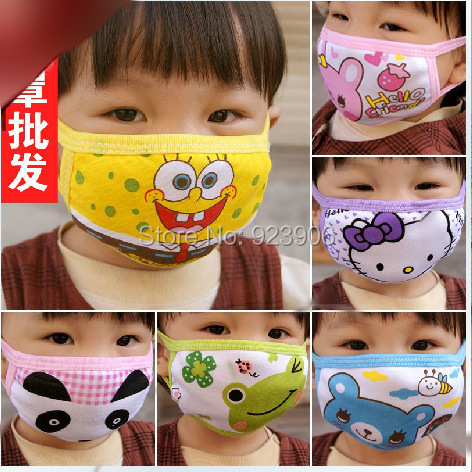 Mask Wholesale Face Cotton Muffle Lovely Mack Mouth Baby