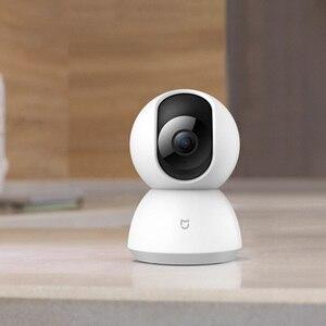 Image 2 - Новая смарт камера Xiaomi Mijia 1080P, ip камера, видеокамера с углом обзора 360 градусов, Wi Fi, беспроводное ночное видение для приложения mi Smart Home, 2019