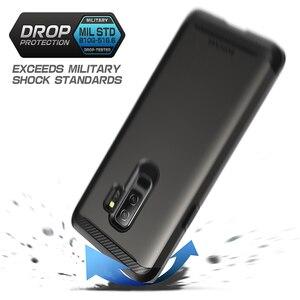 Image 1 - SUPCASE для Samsung Galaxy S9 Plus чехол UB Neo серии защитный двухслойный защитный ТПУ бампер + Жесткий Поликарбонат задняя крышка