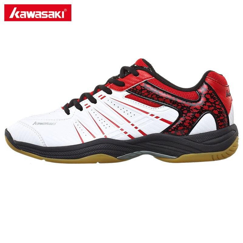Kawasaki professional badminton shoes 2017 breathable anti slippery sport shoes for men women sneakers k 063