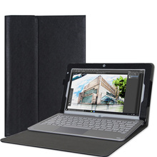 Fashion PU Case cover for 10.6 inch Cube MIX PLUS 2 in 1 Tablet PC For Cube iwork11 Stylus case cover