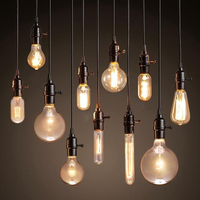 Industrial Lighting Restaurant: Aliexpress.com : Buy Vintage Pendant Lights American Style