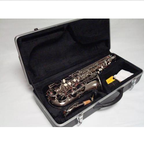 Argento professionale Sassofono Contralto Sax Brand New - 2