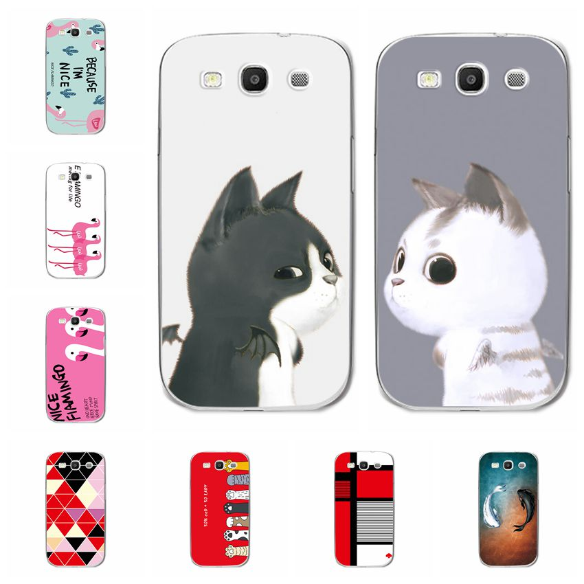 """For Samsung S3 Neo duos 4.8"""" Cover Samsung S3 Soft TPU Bunny Silicone Case For Samsung Galaxy S3 i9300 Neo Duos Covers Funda"""