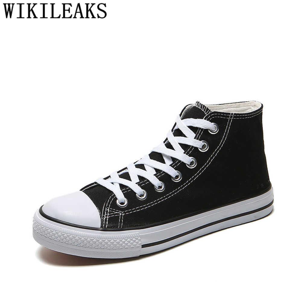 High Top Sneakers Leinwand Schuhe Sommer Schuhe Espadrilles Männer Heißer Verkauf Unisex Schuhe Für Männer Zapatillas Hombre Casual Ayakkabi