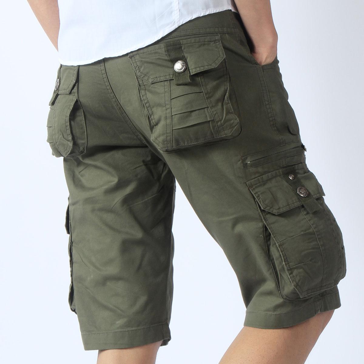 Popular Army 6 Pocket Shorts-Buy Cheap Army 6 Pocket Shorts lots ...