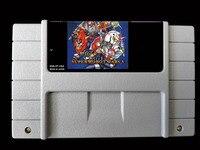 16Bit Spiele ** Super Robot Wars 3 (USA Version!! Englisch Sprache!!)