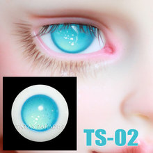 14mm 16mm no pupil BJD Eyes Eyeballs for 1 3 1 4 1 6 BJD SD