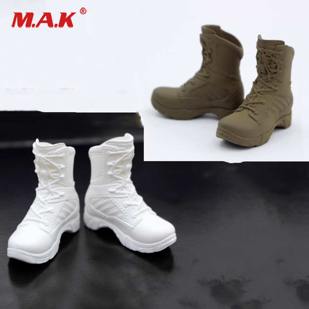 1//6 Climbing Sports Boots for Hot Toys 12inch Male Action Figure Accessories