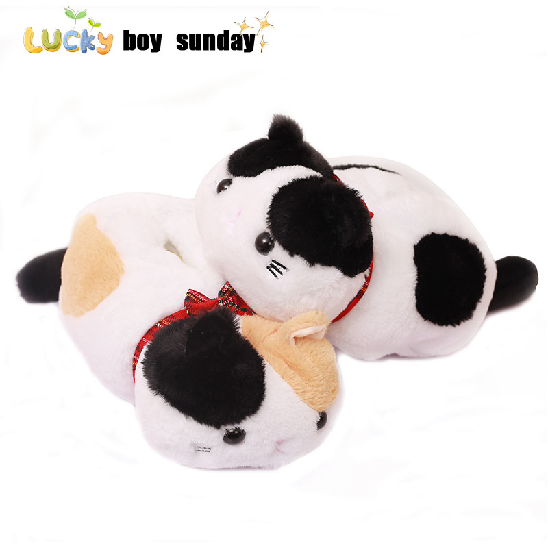 30cm Lovely Cute Cat Plush Tissue Box Animals Napkin Box Home Office Cat Decritation Paper Box Cat Plush Toy As Gift Present lovely cartoon plush toy totoro stitch michey marie cat cat donald duck dumbo tissue box cover paper towel cases gift 1pc