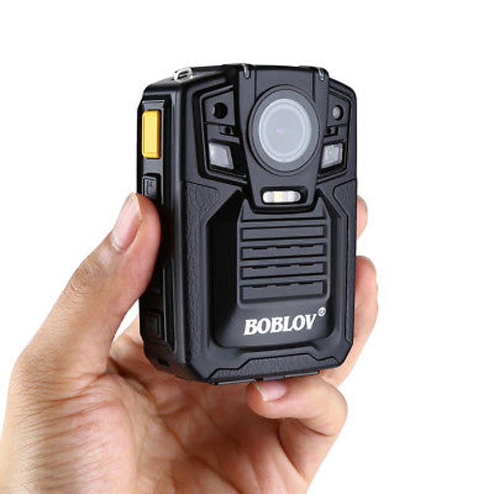 Boblov HD66-02 64G Vücut Kam Ambarella A7L50 Süper HD 1296 P Polis - Güvenlik ve Koruma - Fotoğraf 5