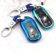 Lsrtw2017 TPU Car Protective Key Case for Buick Regal Opel Insignia 2018 2019 2020