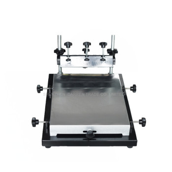 Single Color Screen Printer T-shirt Screen Printing Machine 24*30cm Flat Printing Press цена 2017