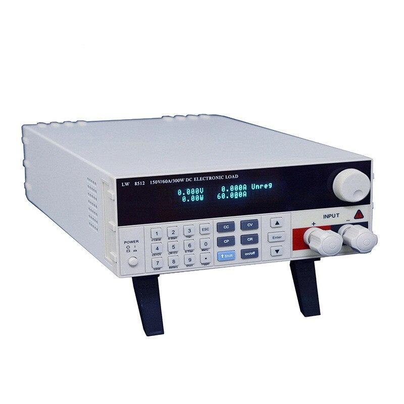 Бесплатная доставка оригинальный 0 150 В/60A/300 Вт цифровой Электронные нагрузки измерительный прибор Muliti режимы Электронные нагрузки инструм