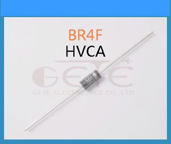 [BELLA] high voltage high voltage diodes BR4F high frequency high voltage silicon stack 800mA 4kV--20pcs/lot