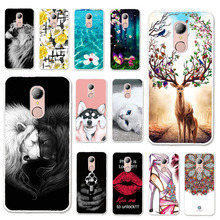 TAOYUNXI Phone Cases For Homtom HT37 Case Silicone Cover Pro Soft TPU Painted Fundas Bumper