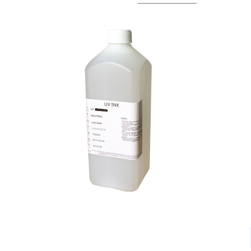 Hot sales 1 set 500ML UV cleaning liquid For Epson UV Flatbed Printer and printhead with high quality
