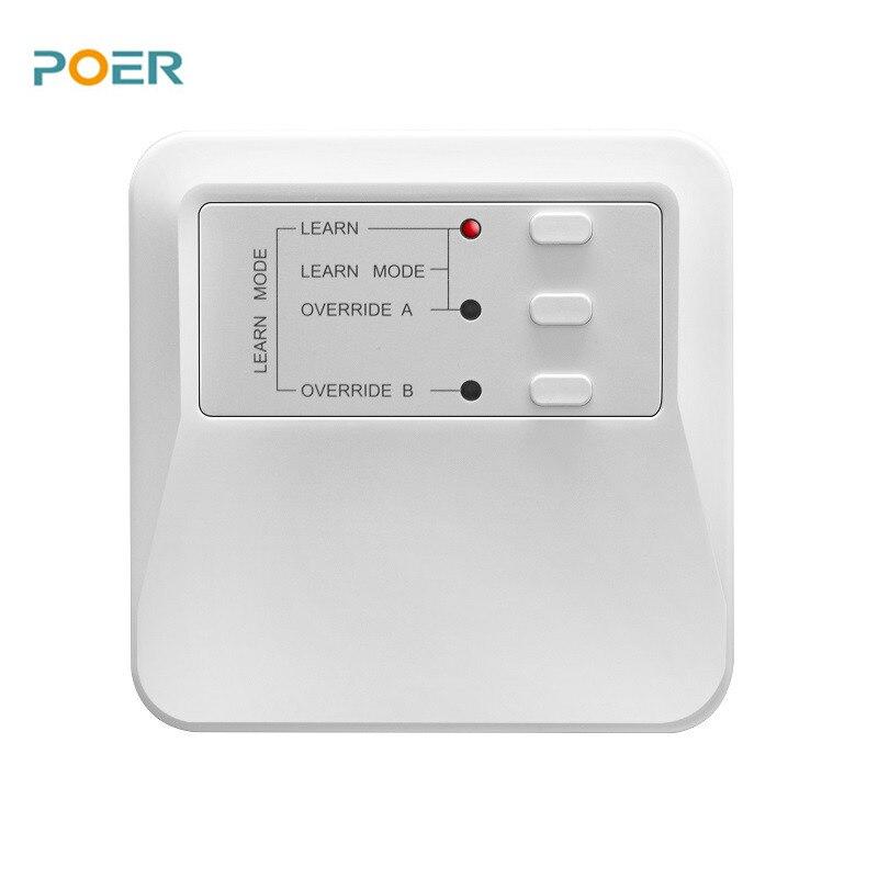 traadita ruumi kontroller põrandakütte jaoks digitaalne wifi - Mõõtevahendid - Foto 3