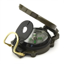 Portable Compass With Protective Shell